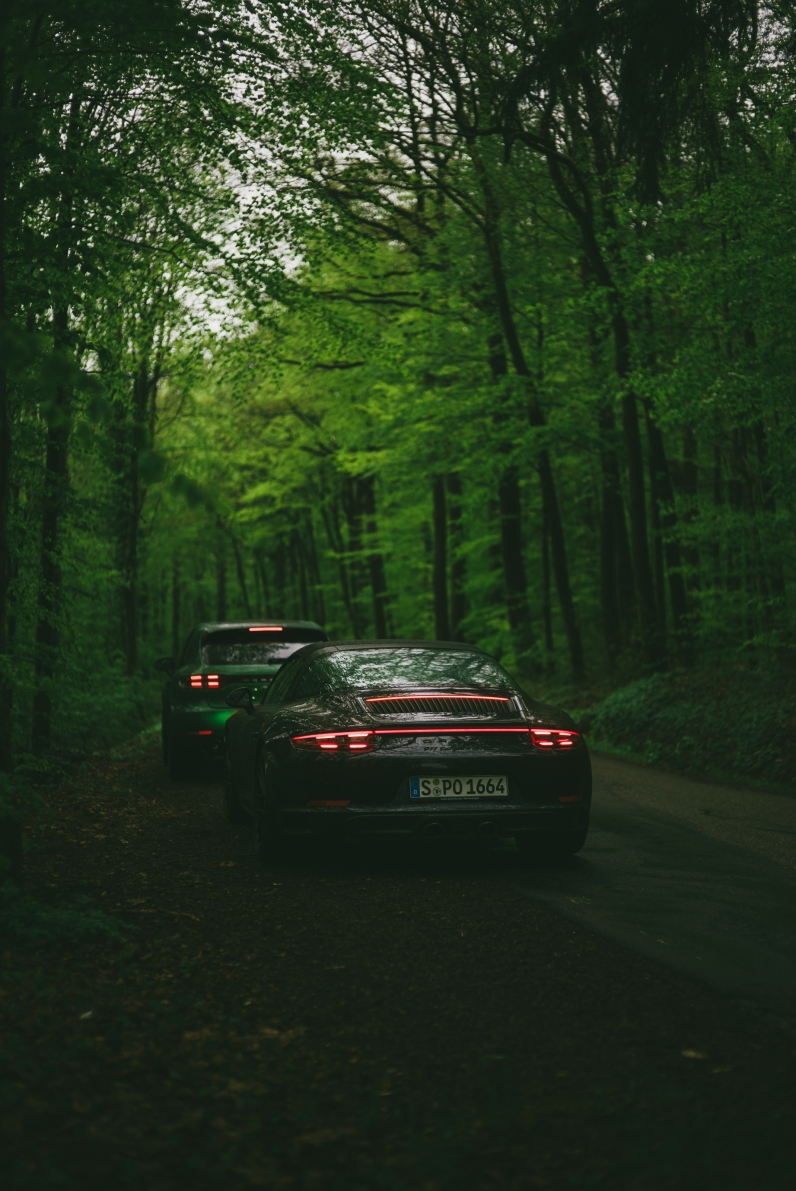 Porsche: Documenting the Tennis Grand Prix in Stuttgart
