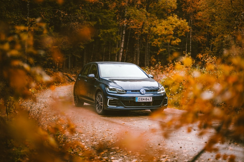 Volkswagen for K-Charge: Autumn Roadtrip Campaign