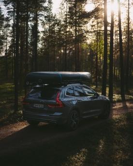 Volvo: New XC60 Release