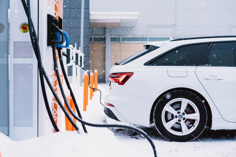 Audi for Kesko: New A6 Hybrid