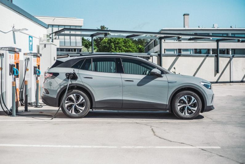 Volkswagen for Kesko: New ID.4